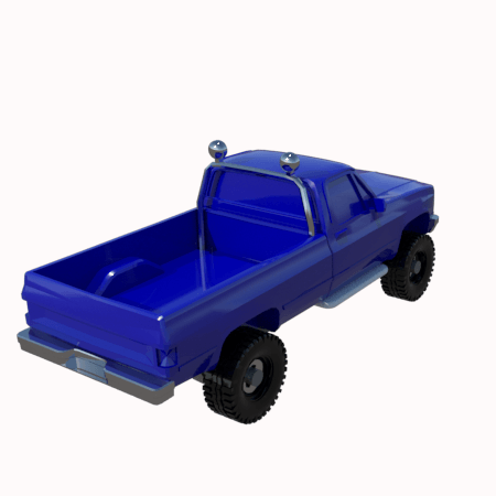 1.png Download STL file gmc sierra truck • Template to 3D print, 3Diego