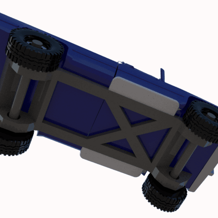 7.png Download STL file gmc sierra truck • Template to 3D print, 3Diego