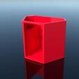 Free 3D printer file PENCIL POT, PHOTO HOLDER, diegoholguin