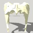 Download 3D printer designs low poly helmet, 3Diego