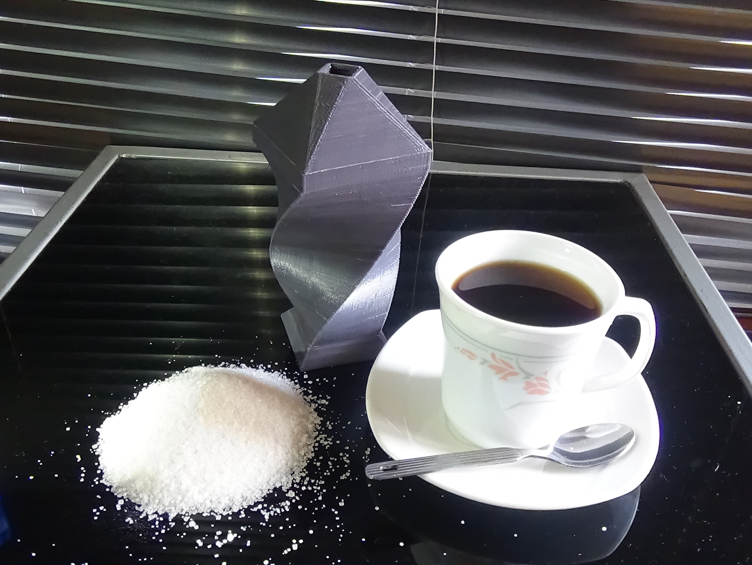 DSC01870.JPG Download STL file Sugar dispenser • Object to 3D print, 3Diego