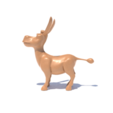 Download STL file donkey shrek, 3Diego