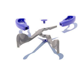 4.png Download STL file Food Clamp • 3D printing object, 3Diego