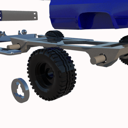 9.png Download STL file gmc sierra truck • Template to 3D print, 3Diego