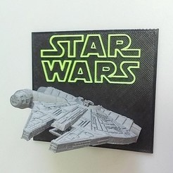 3D printer models STAR WARS, 3Diego