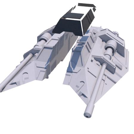 16.png Download STL file Skyfighter - T-47 • 3D printer model, 3Diego