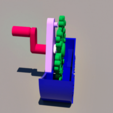Télécharger fichier impression 3D gratuit machine à bulles, 3Diego