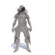 Plan imprimante 3D corbeau fortnite, 3Diego