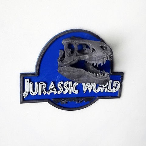 Download 3D print files Jurassic world, 3Diego