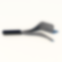 ESPATULA 1.stl Download STL file kitchen helper • Template to 3D print, 3Diego