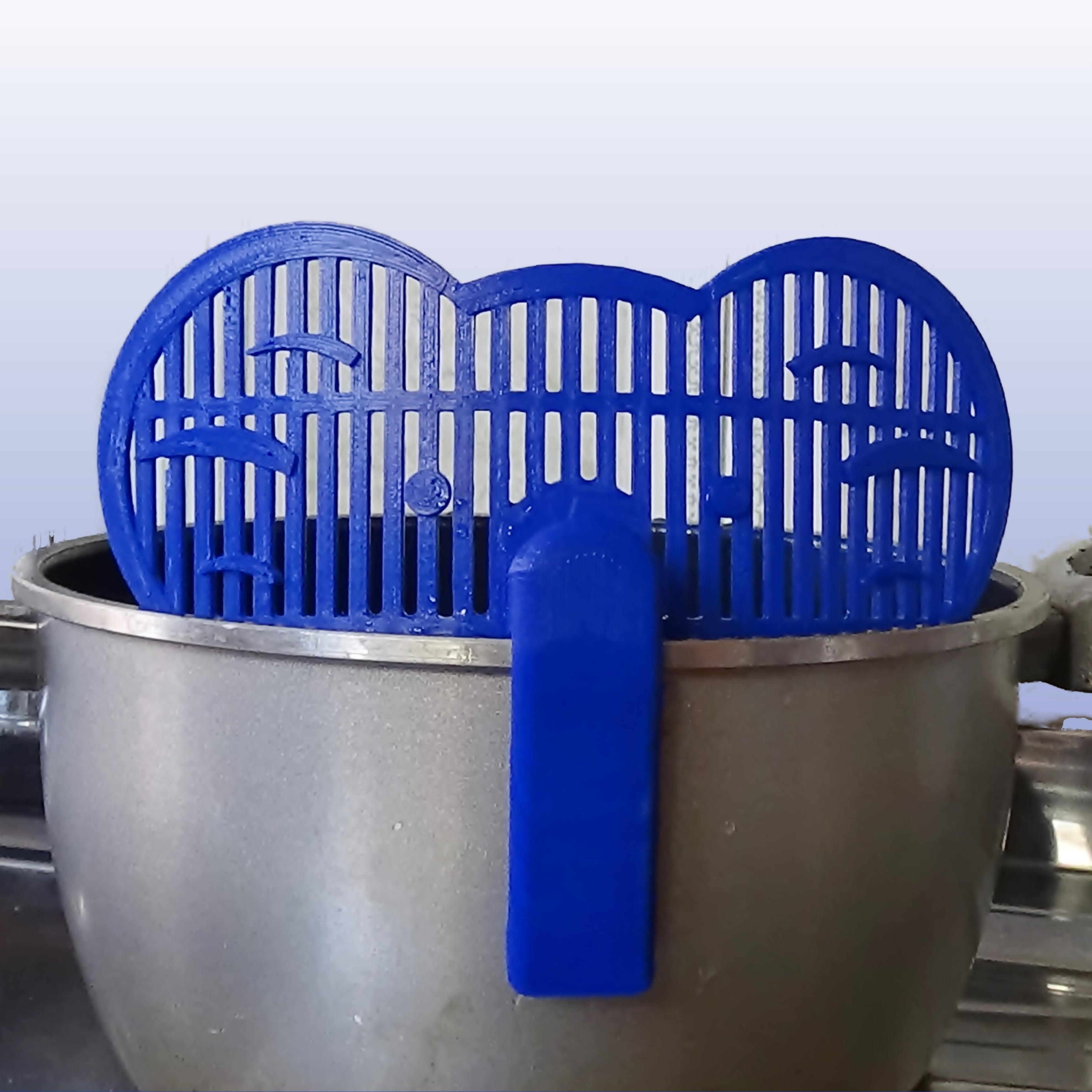 7.jpg Télécharger fichier STL gratuit Egouttoir de cuisine • Plan à imprimer en 3D, 3Diego