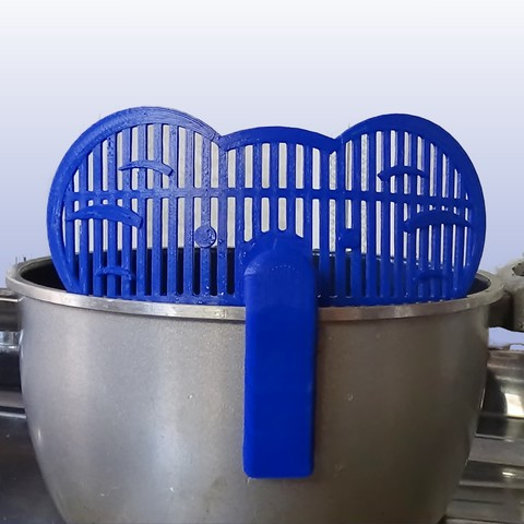 Free stl files Kitchen drainer, 3Diego