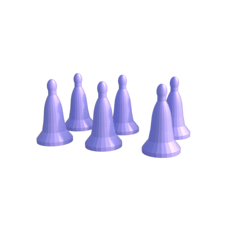 m.png Download STL file Parchis of 6 seats, Ludo king • 3D printable object, 3Diego