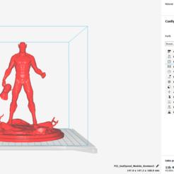 Modelos 3D para imprimir velocidad divina, alex0310