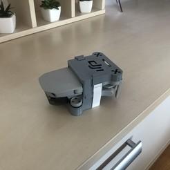 Télécharger modèle 3D DJI MAVIC MINI COUVERTURE DE SÉCURITÉ, dozo007