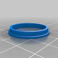 608z_idler.jpg Télécharger fichier SCAD gratuit Guide des roulements 608zz • Plan imprimable en 3D, bilsch