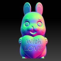 Download STL files Valentine's Day Jewelry Zodiac - 3 Tiger with love, 3D_Dragon