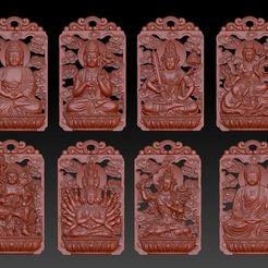 Download 3D printer templates Jade carving zodiac patron saint (eight patron saints), 3D_Dragon