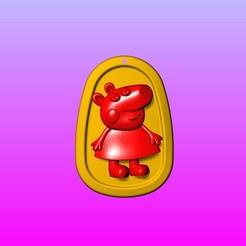 Télécharger modèle 3D Porte-clés pendentif Pec 1-3, 3D_Dragon