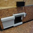 Free 3d print files Cat Flap Automatic Door, Edd77