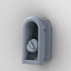 Télécharger plan imprimante 3D RC 1/10 Bouchon du réservoir Defender TRX4, hdad