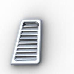 Télécharger modèle 3D RC 1/10 Defender protection grille TRX4, hdad
