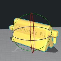 Télécharger plan imprimante 3D RC 1/10 barrière de construction, hdad