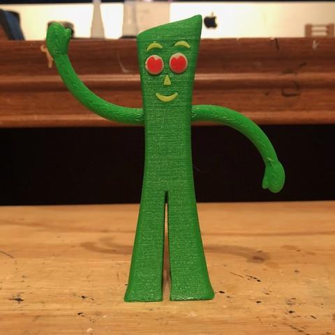 Free 3D model Gumby's Adventures (Part 1), jdcamc2