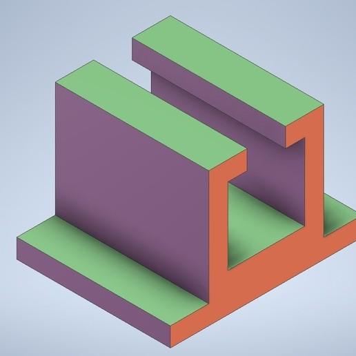 Télécharger fichier STL gratuit Exemple de dessin technique 12 • Plan pour impression 3D, murbay52