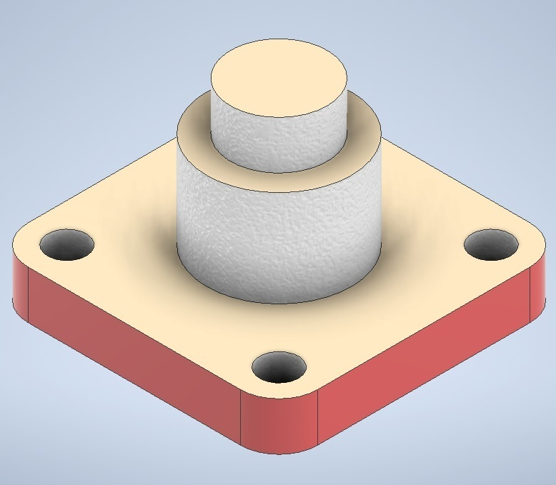 MODEL20.jpg Télécharger fichier STL gratuit Exemple de dessin technique 20 • Design à imprimer en 3D, murbay52