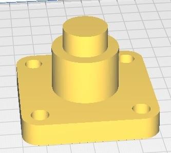 MODEL20a.jpg Télécharger fichier STL gratuit Exemple de dessin technique 20 • Design à imprimer en 3D, murbay52