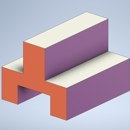 MODEL09.jpg Télécharger fichier STL gratuit Exemple de dessin technique 09 • Objet imprimable en 3D, murbay52