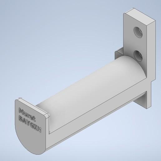 Télécharger fichier STL gratuit Porte-bobine de filament pour imprimante 4MAX 3D Anycubit • Plan à imprimer en 3D, murbay52