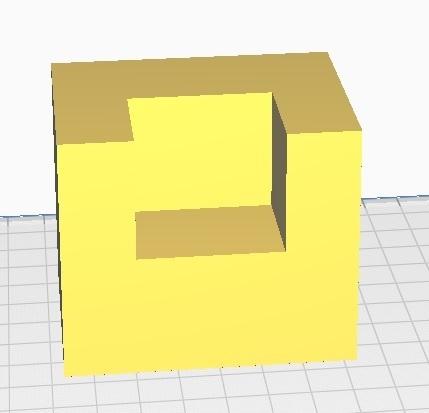 MODEL07a.jpg Télécharger fichier STL gratuit Exemple de dessin technique 07 • Objet pour impression 3D, murbay52
