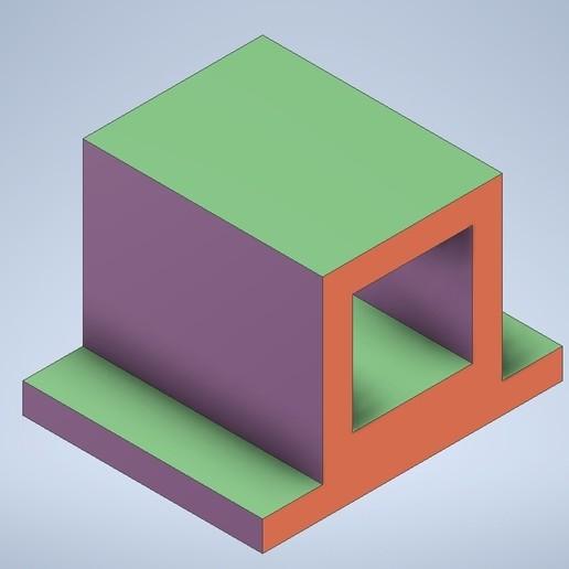 Télécharger fichier STL gratuit Exemple de dessin technique 03 • Plan pour impression 3D, murbay52