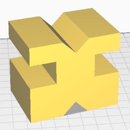 MODEL10a.jpg Télécharger fichier STL gratuit Exemple de dessin technique 10 • Design imprimable en 3D, murbay52