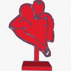 Télécharger fichier imprimante 3D love,art, ludovic67