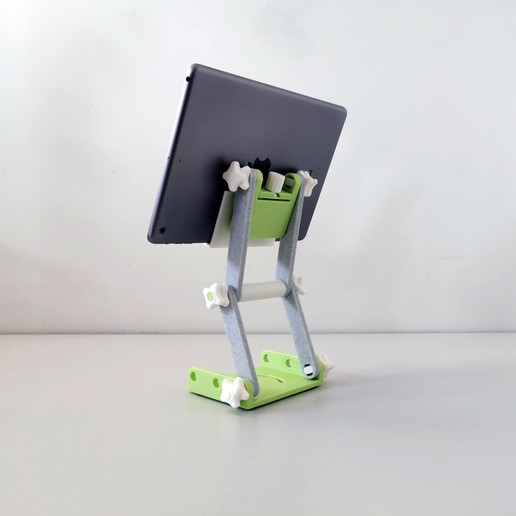IMG_20201004_145431.jpg Download free STL file LiftPod - Multipurpose Foldable Stand • 3D printing design, HeyVye