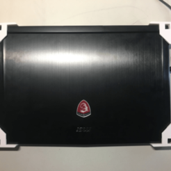 Free STL Laptop Protector for GS73, yyh1002