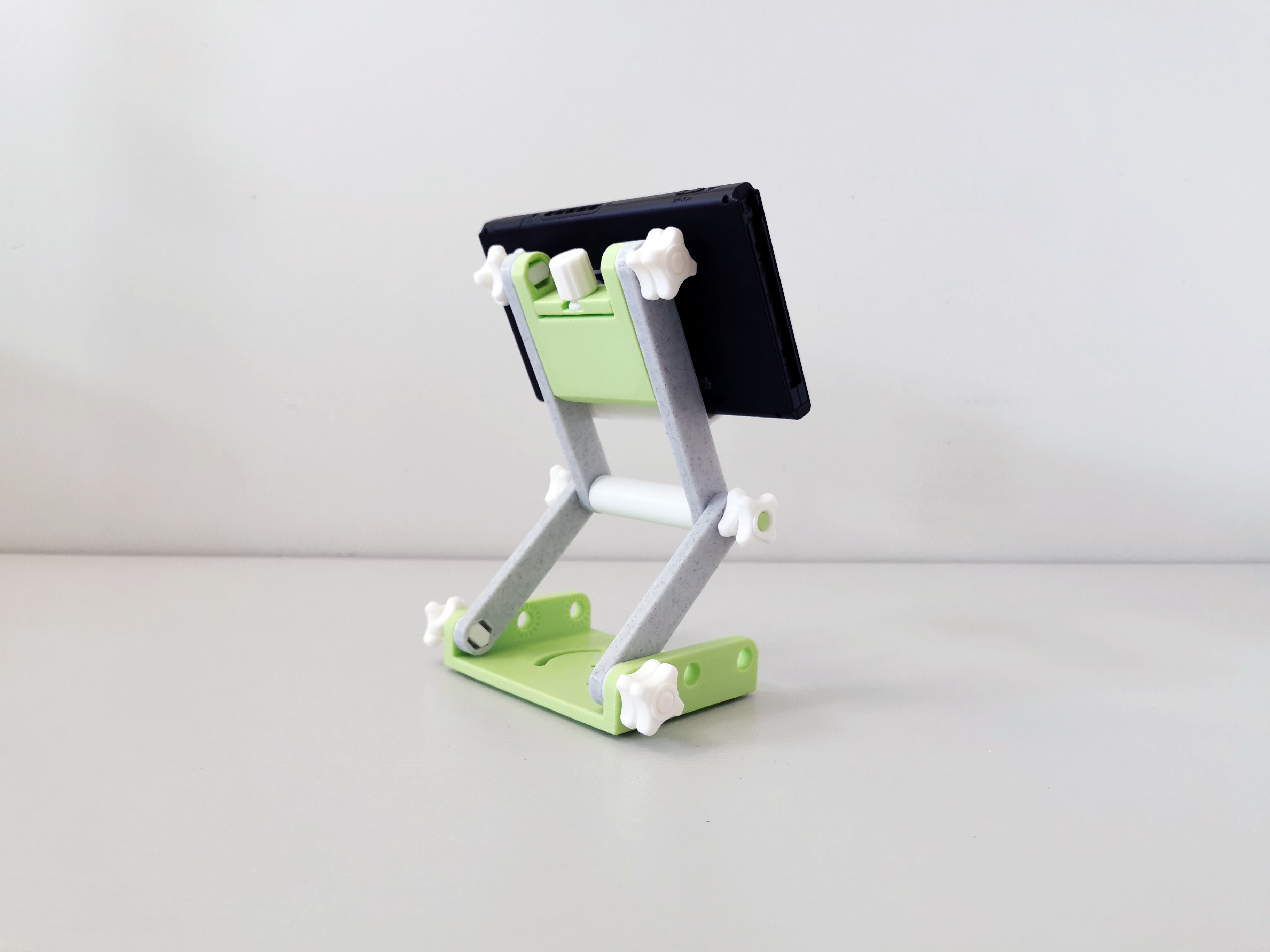 IMG_20201004_145331.jpg Download free STL file LiftPod - Multipurpose Foldable Stand • 3D printing design, HeyVye