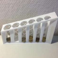 Télécharger fichier 3D gratuit Trieur automatique de pièces pour l'Euro sans 1 2 ¢, yyh1002