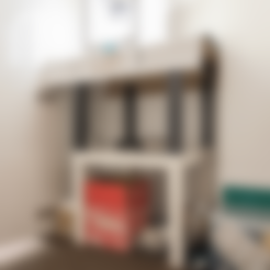 Download free 3D printer model IKEA LACK Stacker, yyh1002