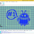 Android.jpg Download free STL file android • 3D printing object, jos_ang