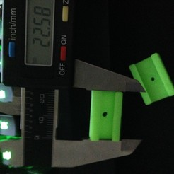 Télécharger fichier 3D gratuit Tira Led Light Clip Mod 1 couleur LED, neogames76