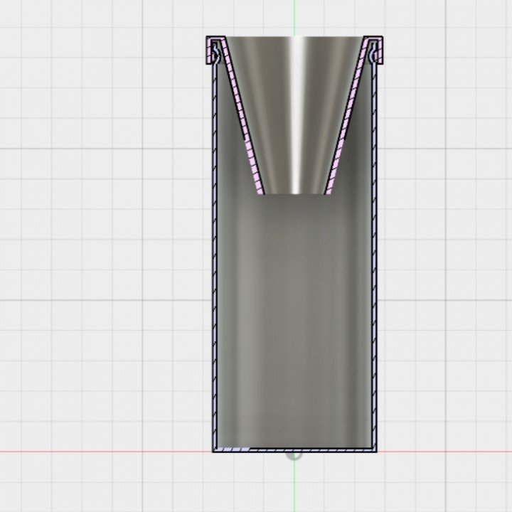 trap3.jpg Download free STL file Bug trap from 250ml can • 3D printable model, radpl