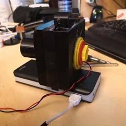 Download free 3D printing designs Airmask projekt, Skovbo