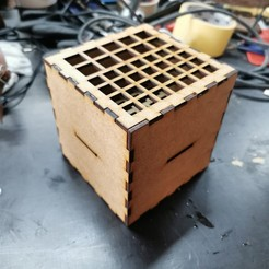 2020-09-20 16.28.50.jpg Download free STL file Brush stand • 3D printer design, Modelstuff