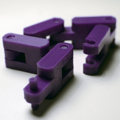 Download free 3D print files 3D Printed Chain, simiboy