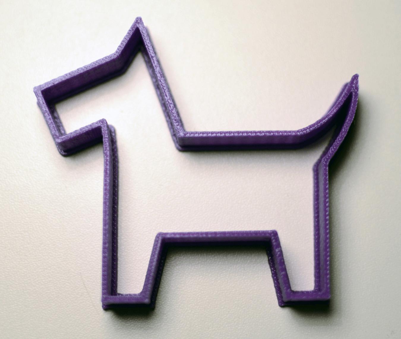 Capture d'écran 2018-03-29 à 11.52.28.png Télécharger fichier STL gratuit Coupe-biscuit pour chien • Plan pour imprimante 3D, simiboy