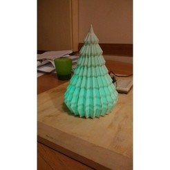 Download free 3D printing files Lighting Christmas Tree NeoPixel, simiboy